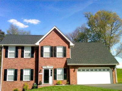 Vinton Single Family Home For Sale: 2974 Adam Dr