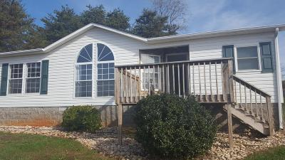 Bedford County Single Family Home For Sale: 5647 Meadors Spur Rd