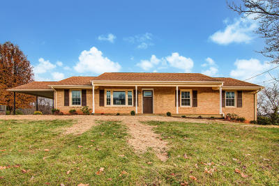 Franklin County Single Family Home For Sale: 3638 Green Level Rd