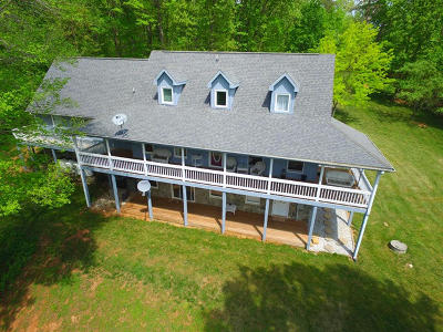 Boones Mill Single Family Home For Sale: 1295 Webb Mountain Rd
