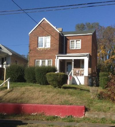 Roanoke Multi Family Home For Sale: 809 Rutherford Ave NW