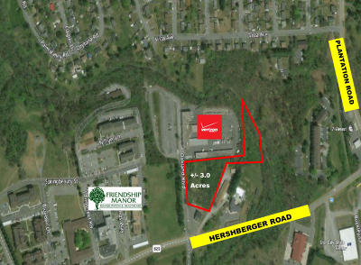 Roanoke Residential Lots & Land For Sale: Oakland Blvd