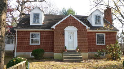 Roanoke City County Single Family Home For Sale: 3203 King St