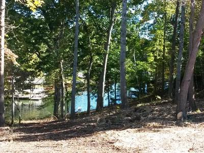 Bedford County, Franklin County, Pittsylvania County Residential Lots & Land For Sale: Three Point Isle Dr