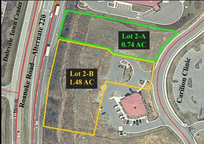 Residential Lots & Land For Sale: 175-A Market Ridge Ln