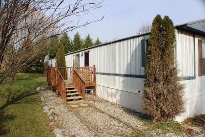 Bedford County Single Family Home For Sale: 102 Cherokee Ln