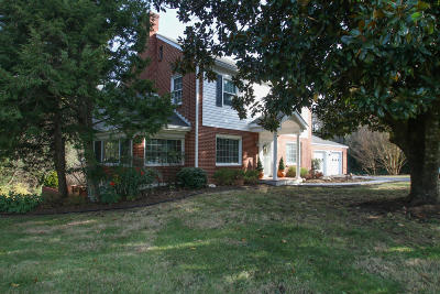 Roanoke County Single Family Home For Sale: 3576 Mud Lick Rd