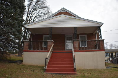 Roanoke City County Single Family Home For Sale: 119 Beech St NW