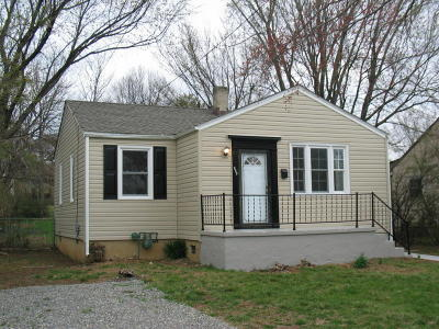 Roanoke Single Family Home For Sale: 809 Queen Ave