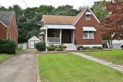 Roanoke Single Family Home For Sale: 3622 Round Hill Ave NW