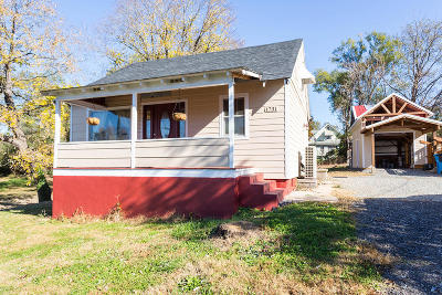 Roanoke City County Single Family Home For Sale: 1731 19th St NE