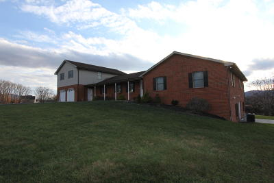 Botetourt County Single Family Home For Sale: 2763 Trinity Rd