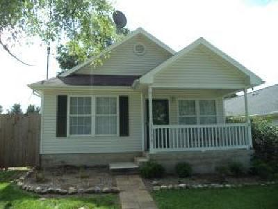 Roanoke City County Single Family Home For Sale: 1524 23rd St NE