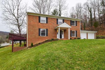 Roanoke Single Family Home For Sale: 6906 Empire Ln