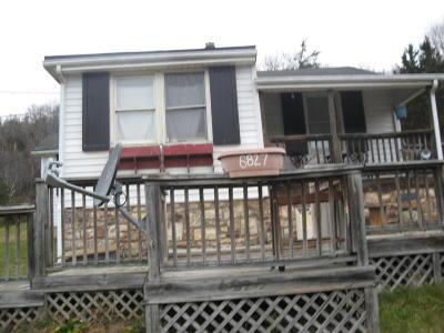 Roanoke County Single Family Home For Sale: 6827 Blacksburg Rd