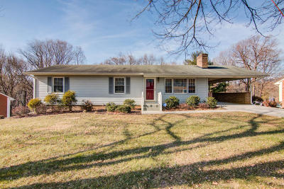 Single Family Home For Sale: 595 Knollwood Dr