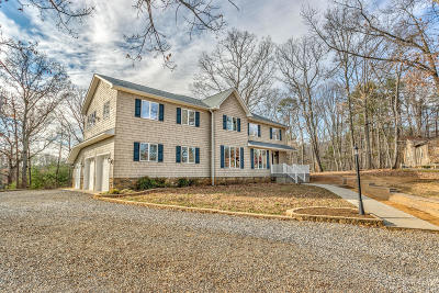 Salem Single Family Home For Sale: 5115 Blackhawk Cir