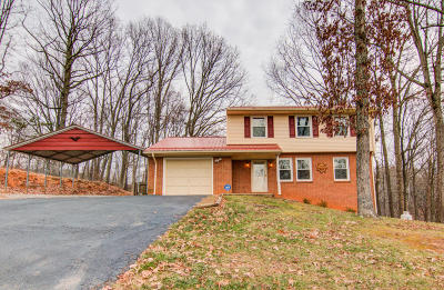 Roanoke County Single Family Home For Sale: 114 Waywood Hill Dr
