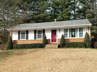 Single Family Home For Sale: 3911 Meadowlark Rd