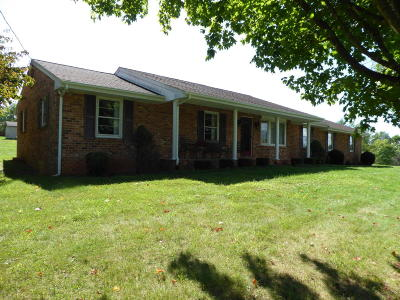 Rocky Mount Single Family Home For Sale: 101 Little Mountain Cir