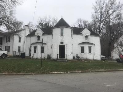 Roanoke Multi Family Home For Sale: 2437 Lyndhurst St NW