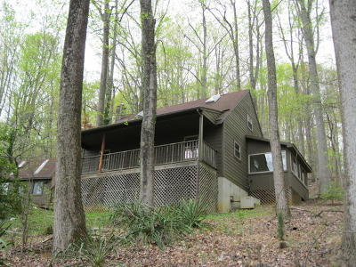 Roanoke County Single Family Home For Sale: 1019 Alvin Dr