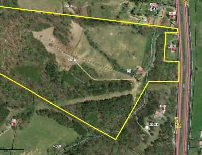 Botetourt County Residential Lots & Land For Sale: Roanoke Rd