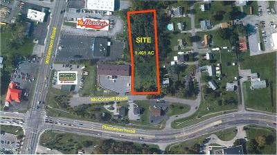 Residential Lots & Land For Sale: McConnell Rd