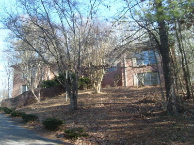 Roanoke Single Family Home For Sale: 7730 Old Mill Forest Dr