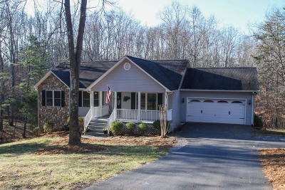 Moneta Single Family Home For Sale: 108 Camelot Dr