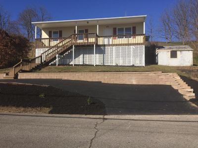 Vinton Single Family Home For Sale: 428 King St