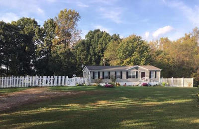 Franklin County Single Family Home For Sale: 3313 Circle Creek Rd