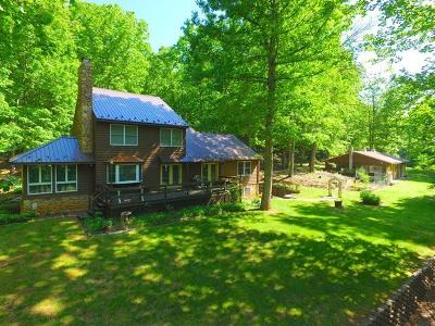 Franklin County Single Family Home For Sale: 570 Mirey Branch Rd