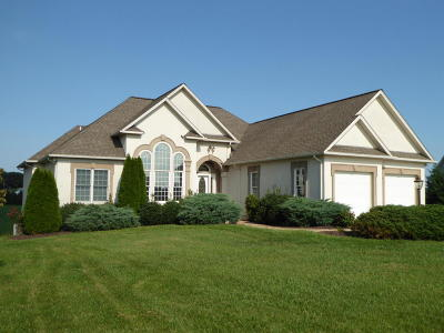 Boones Mill Single Family Home For Sale: 175 Hay Field Dr