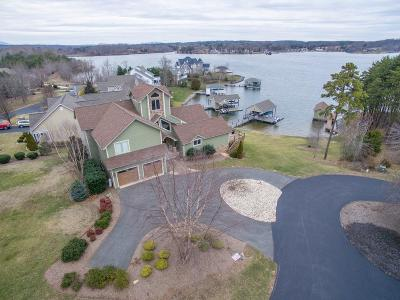 Franklin County Single Family Home For Sale: 41 Fantasy Point Cir