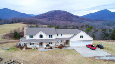 Bedford County Single Family Home For Sale: 1403 Churchill Rd