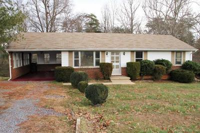 Bedford County Single Family Home For Sale: 2177 McGhee St
