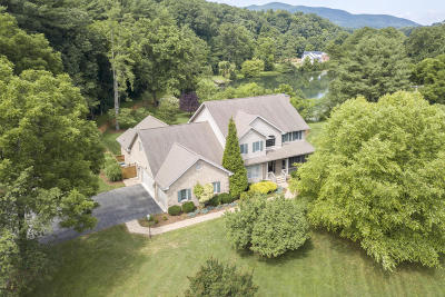 Roanoke County Single Family Home For Sale: 5579 Valley Dr