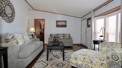 Bedford Single Family Home For Sale: 4834 Moneta Rd