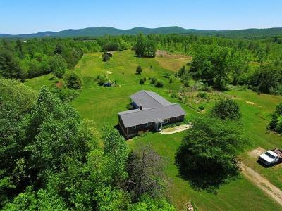 Franklin County Single Family Home For Sale: 299 Millstone Ln