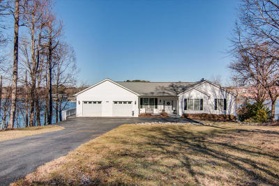 Moneta Single Family Home For Sale: 252 Pine Knob Cir