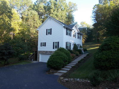 Roanoke Single Family Home For Sale: 6460 Poages Mill Dr