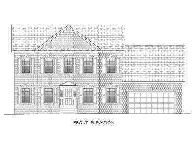 Bedford County Single Family Home For Sale: Lot 6 Lowry Ridge Ct