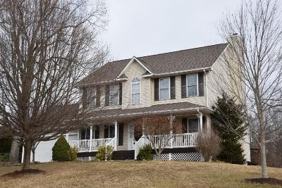 Franklin County Single Family Home For Sale: 1120 Commonwealth Dr