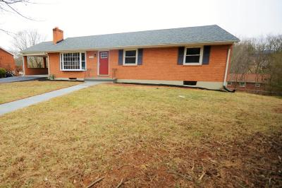 Single Family Home Sold: 4554 Fontaine Dr SW