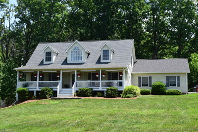 Bedford County Single Family Home For Sale: 109 Sunset Pointe Dr