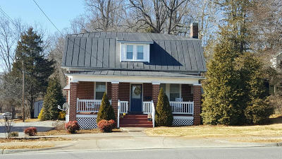 Franklin County Single Family Home For Sale: 600 South Main St
