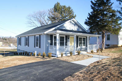 Roanoke Single Family Home For Sale: 2202 Eastland Ave