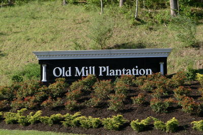 Roanoke County Residential Lots & Land For Sale: 7365 Old Mill Plantation Dr