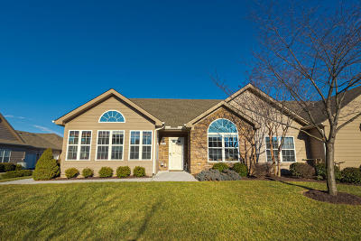 Roanoke County Attached For Sale: 5640 Orchard Villas Cir